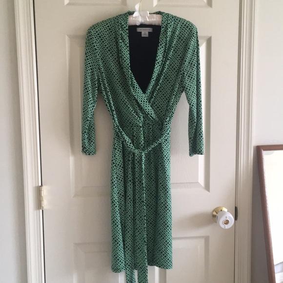 Dresses & Skirts - Liz Claiborne wrap dress